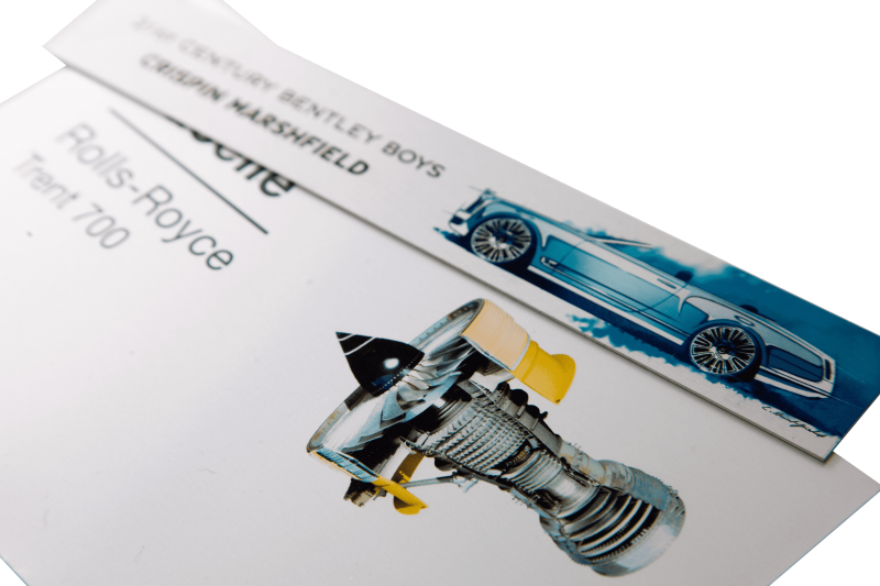 motor engineering industry aluminium nameplates